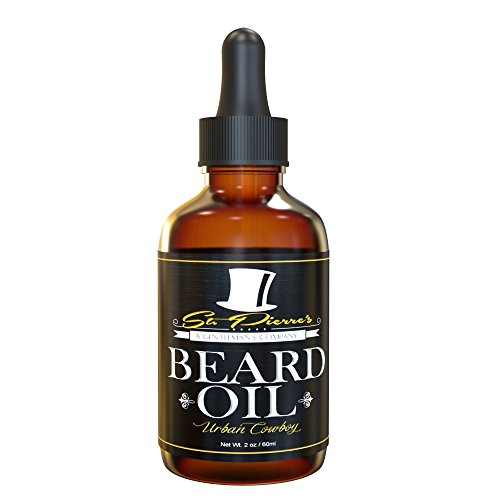 Best Sandalwood Beard Oil & Conditioner for Men - 2 oz -...