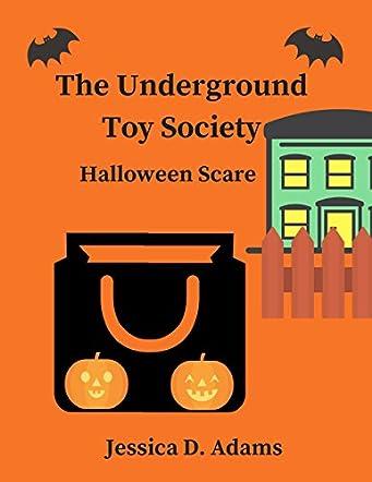 The Underground Toy Society Halloween Scare