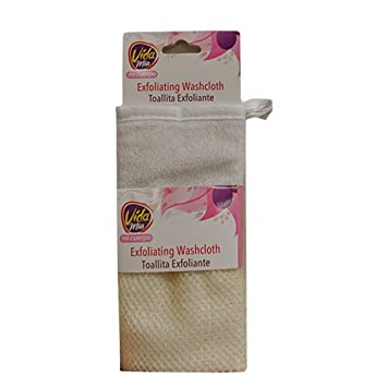 Vida Mia Exfoliating Washcloth