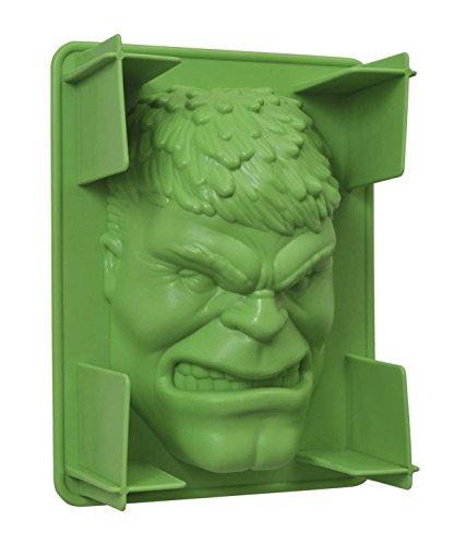 Diamond Select Toys Marvel Hulk Plastic Gelatin Mold Toy