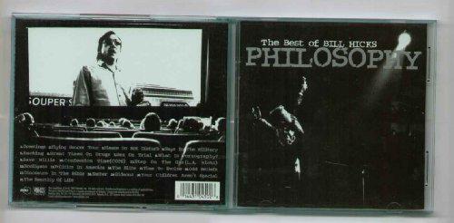 BILL HICKS - PHILOSPHY BEST OF BILL HICKS - CD (not vinyl) (Best Of Bill Hicks)
