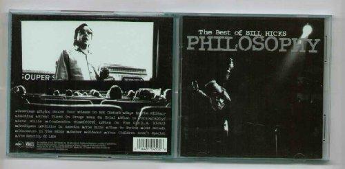 BILL HICKS - PHILOSPHY BEST OF BILL HICKS - CD (not vinyl) (Best Of Bill Hicks)