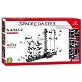 Space Coaster Level 2 10,000mm Roller Coaster Kit Space Warp