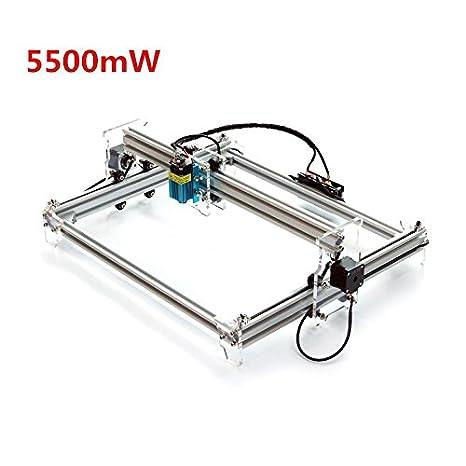 Máquina de grabado EleksMaker® EleksLaser-A3 Pro 5500mW Láser CNC ...