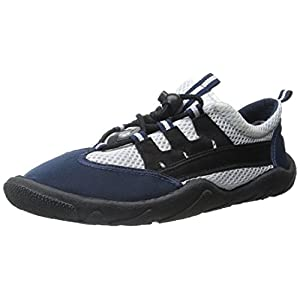 TUSA Sport Lace-Up Water Shoe, Size 11 Male/13 Female, Blue