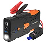 Best Portable Jump Starters - VAVOFO 1500A Portable Jump Starter G23P with QDSP Review