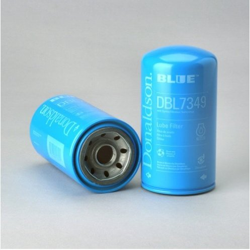 Donaldson DBL7349 Lube Filter (Spin-on Full Flow, Donaldson Blue)