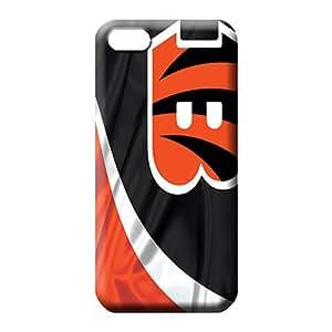 iphone 5 5s Slim dirt-proof Protective mobile phone carrying shells cincinnati bengals nfl football