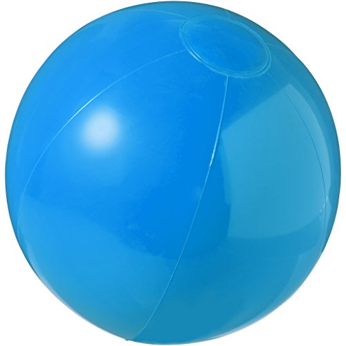 (Bullet Bahamas Solid Color Beach Ball (9.8 inches) (Blue))