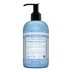 Dr Bronner'S | Pump Soap – Unscented |...