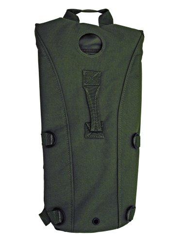 Assault Force 2.5L Airsoft Hydration Pack (Green), Outdoor Stuffs
