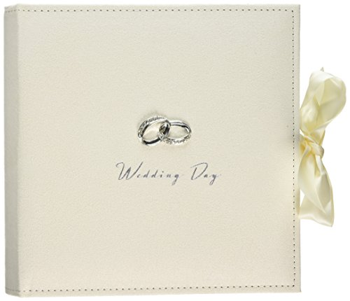 Amore Wedding Gifts. Beautiful Ivory 100 x 7''x5'' Picture Photo Album by ukgiftstoreonline