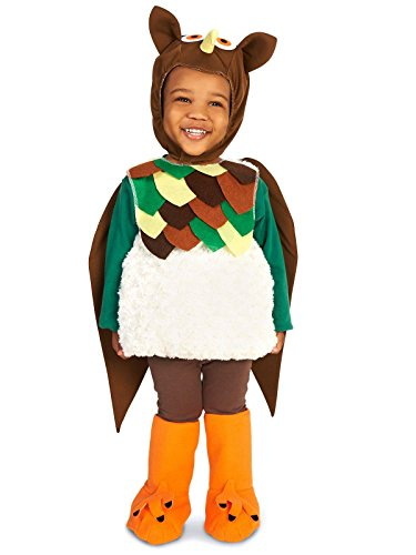 Lil' Hoot Owl Toddler Costume -