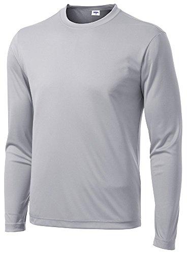 Sleeve Moisture Wicking Athletic Shirts product image
