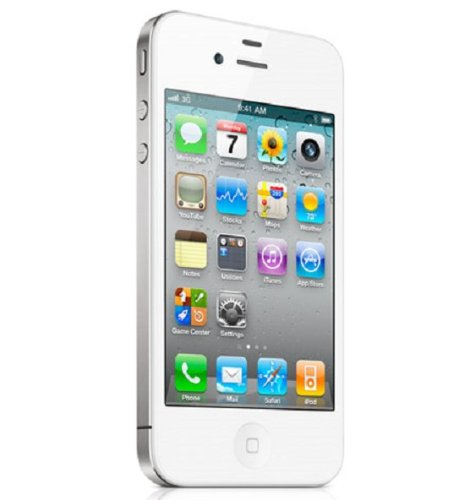 Apple Iphone 4 - 8gb Sprint (CDMA) White, Smartphone, in box with all the accessories, clean esn!!