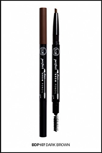 Perfect Duo Brow Pencil Dark Brown