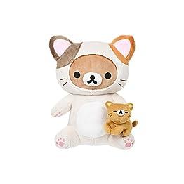 Rilakkuma Cat Plush | San X Plushie 5