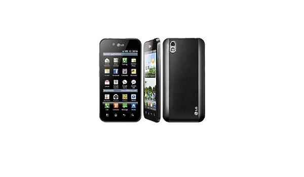 LG Optimus Black P970 4