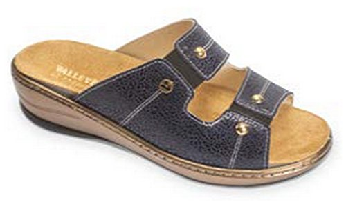 VALLEVERDE - Sandalias de vestir para mujer turquesa