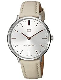 Tommy Hilfiger Women's 1781691 Sophisticated Sport Analog Display Quartz Brown Watch