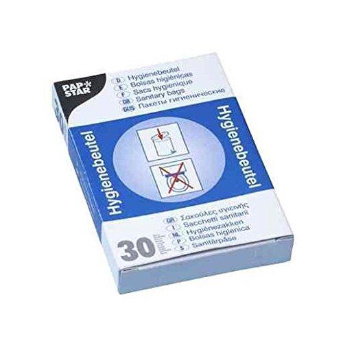 Neutral Hygienebeutel, PE-Beutel, Inhalt: 30 Stück: Amazon ...