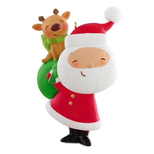 Hallmark 2016 Christmas Ornaments KRINGLE AND KRIS - 3RD SERIES
