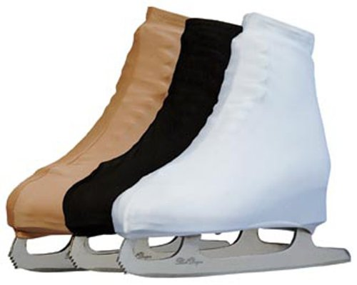 Proguard Figure Skate Boot Covers, White - Girls Figure Skate Boots