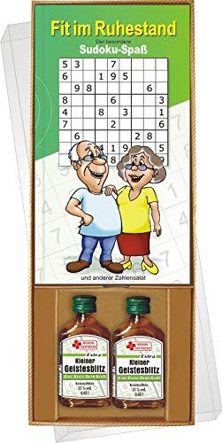 Av Andrea Verlag Fit Im Ruhestand Der Besondere Sudoku Ratzel Spass