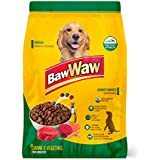 Ração Baw Waw para cães sabor Carne e Vegetais 10.1kg