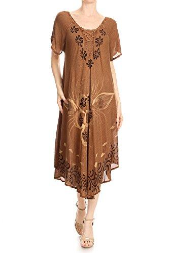 Gypsy Style Dress - 6