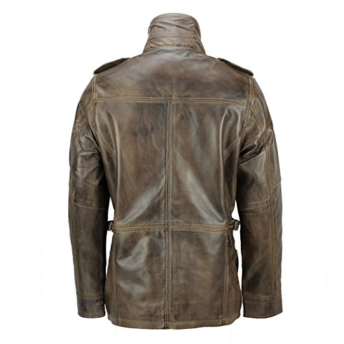 Xposed - Blouson - Homme - Marron - X-Small