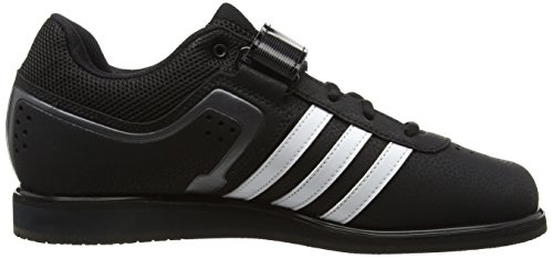 Adidas Negro Unisex Core Black Powerlift2 Night White Zapatillas Metal pqZw7p