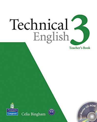 Technical English Level 3 Teacher's Book with Test Master Audio CD-ROM