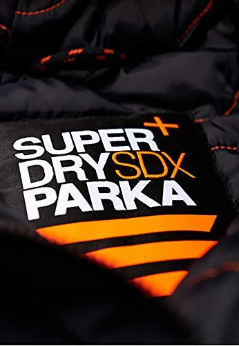 Parka Giacca Superdry Sdx Blu Uomo O6pw0qpE