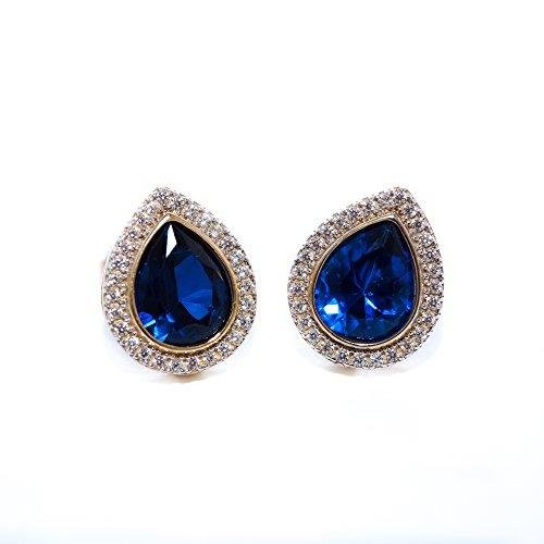 parures or jaune 18 carats - 750/1000 Gold bague-collier-boucles d'oreilles