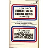 French-English, English-French Dictionary, Larousse Staff, 0671458515