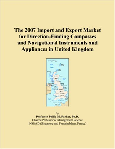 The 2007 Import and Export Market for Direction-Finding Compasses and Navigational Instruments and Appliances in United Kingdom