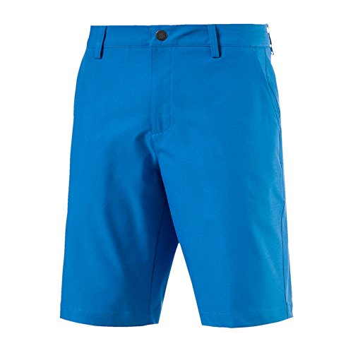 PUMA Golf Men's Essential Pounce Shorts, French Blue, Size 36