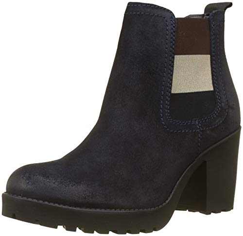 Mid Hilfiger Denim Essential Damen Heel Chelsea Boot qwtwO4xr