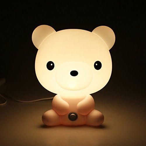 Mignon LED Lampe Enfant Adulte, Lampe Chevet, Lampe Table
