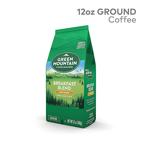 (Green Mountain Coffee Breakfast Blend - Ground (12 ounces))