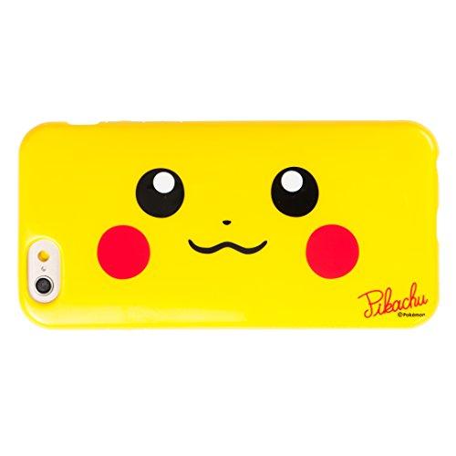 Pokemon Center Round Soft Jacket iPhone 6 - Japan Pokemon Banpresto