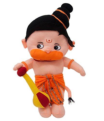 Lord Hanuman  Bajran  gbali  Hindu Idol FunZoo Soft Toys  30 cm
