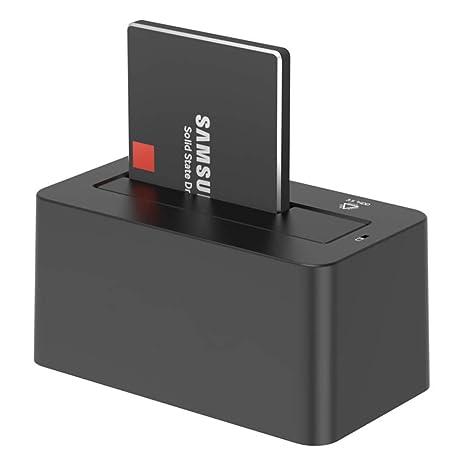 YPKZW 3,5 Pulgadas HDD Ssd Caso Docking Station USB 3,0 a ...