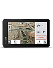 """Garmin Tread Powersport Off-Road Navigator, Includes Topographic Mapping, Private and Public Land Info and More, 5.5"""" Display"""