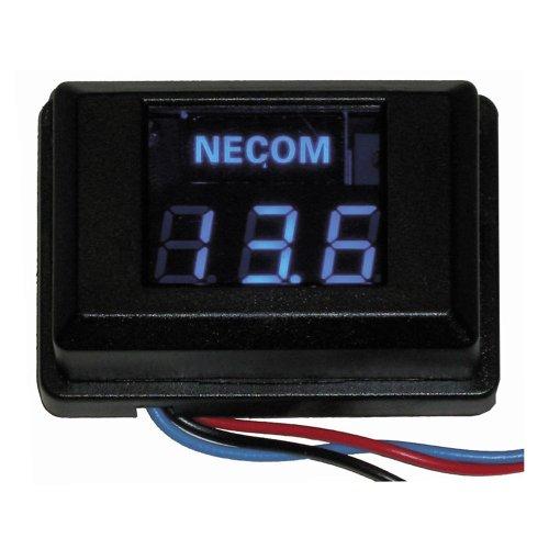 Necom Digital Volt Meter: