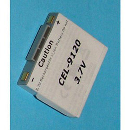 GN NETCOM & JABRA Wireless Headset Battery - Part # CS-GN9120SL / CEL-9120/14151-01/14151-02 / AHB602823 / SG081003 - Used in GN Netcom 9120, Netcom 9125 Models