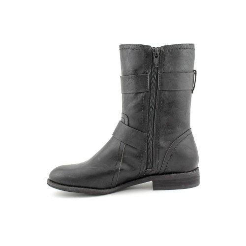 Marc Fisher Womens Coin 2 Almond Toe Ankle Fashion Boots Black JaIaokCTL