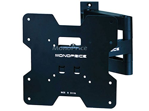 Monoprice 6516 Adjustable Tilting And Swiveling TV Wall Moun