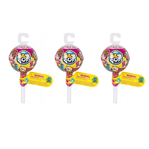 (Pikmi Pop Surprise Season 1 Single Small Pop (3 pack))